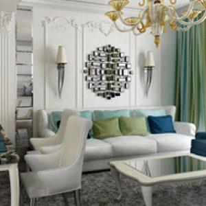 Дизайн интерьера парижских квартир