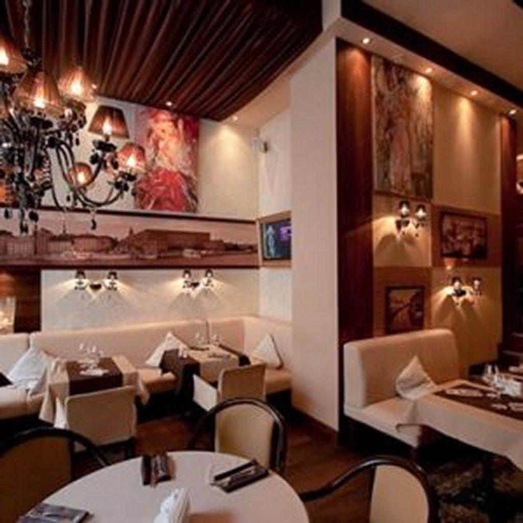 Дизайн-проектирование ресторанов