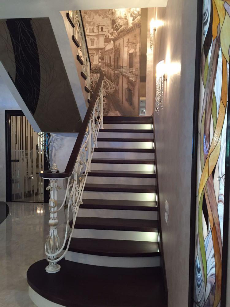 лестница ар-нуво