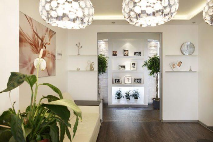 Журнал идеи вашего дома дизайн 2 х комнатной квартиры п-44т